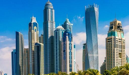 Worlds Tallest Residential Block