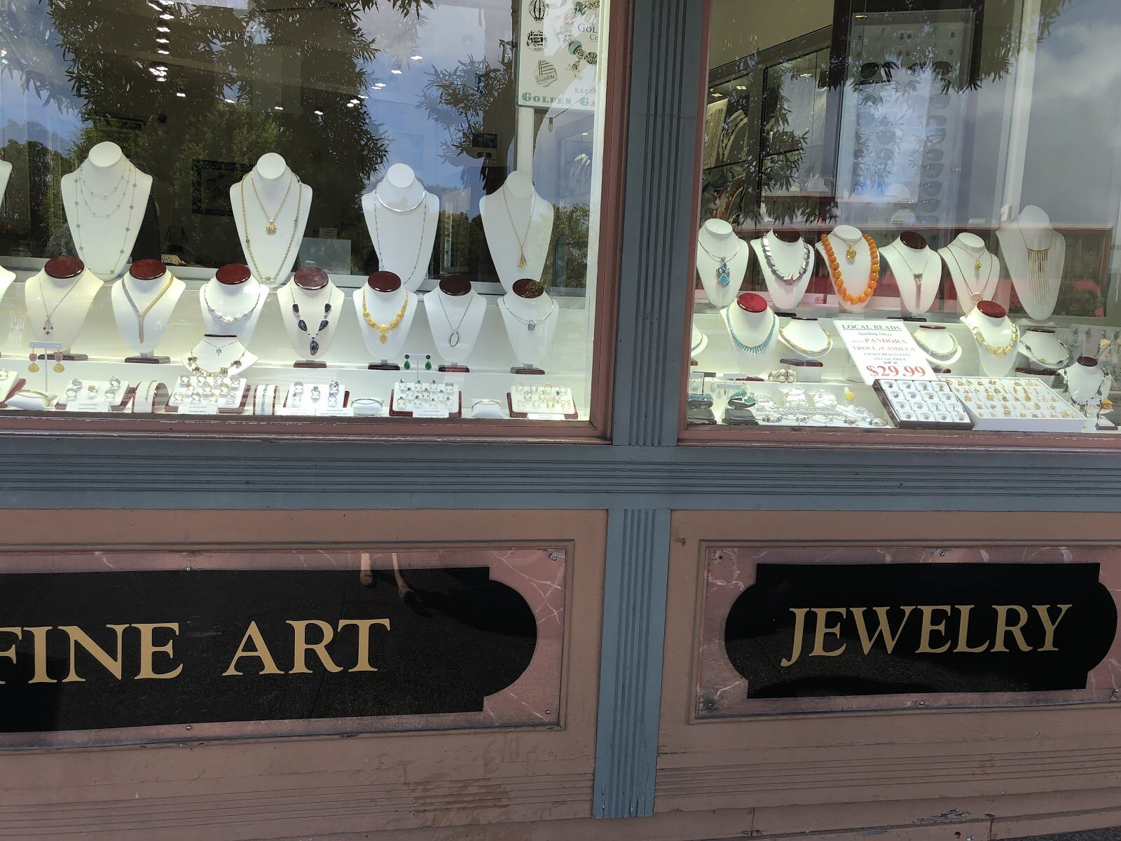 Jewelry Shop in Sausalito