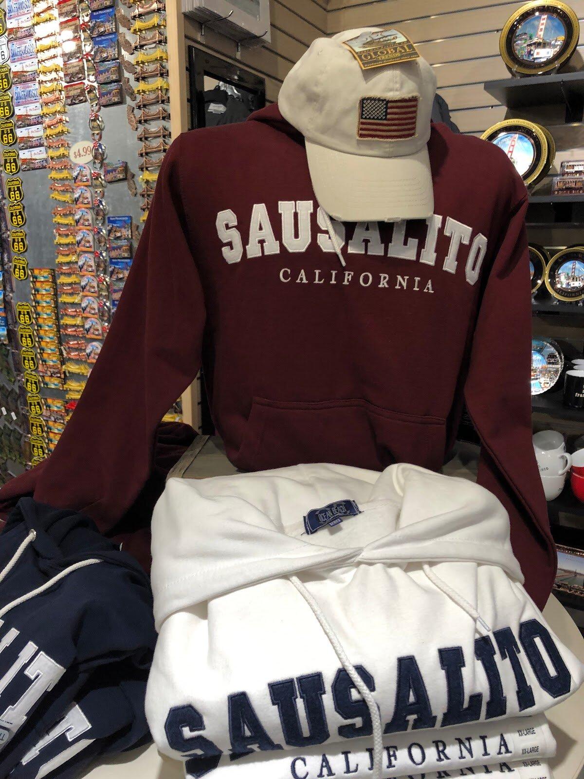 Sausalito clothing shop