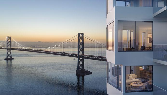 MIRA & Bay Bridge Views   Condo Weekly