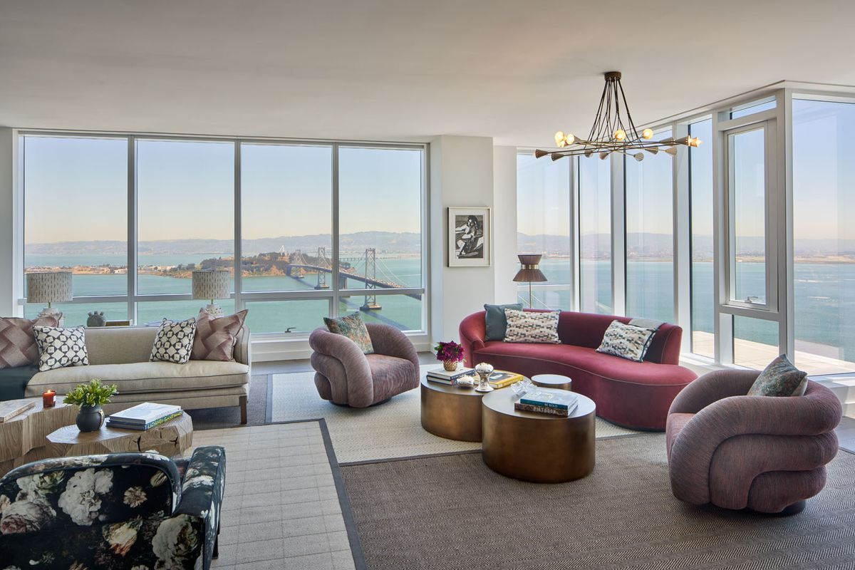 The Avery Penthouse   Condo Weekly
