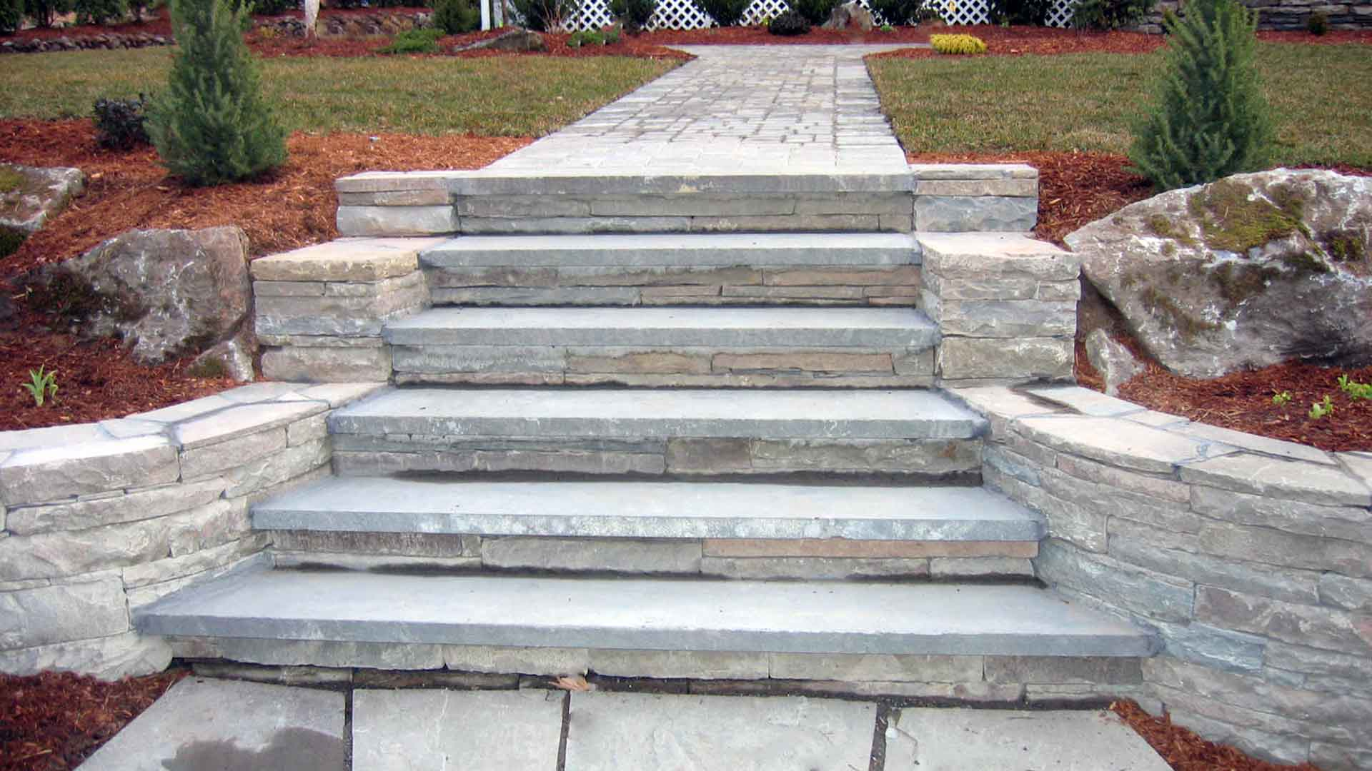 STEPS + PILLARS
