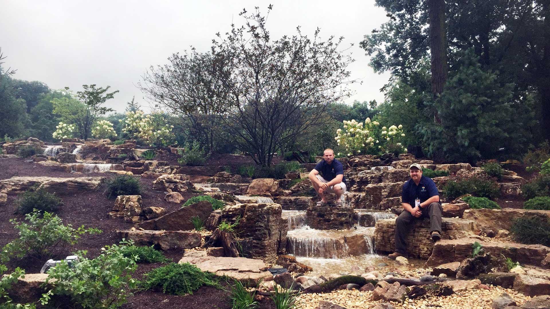 Auburn-Sky-Landscaping-Aquascape-Q-Center-Waterfall-Installation.jpg