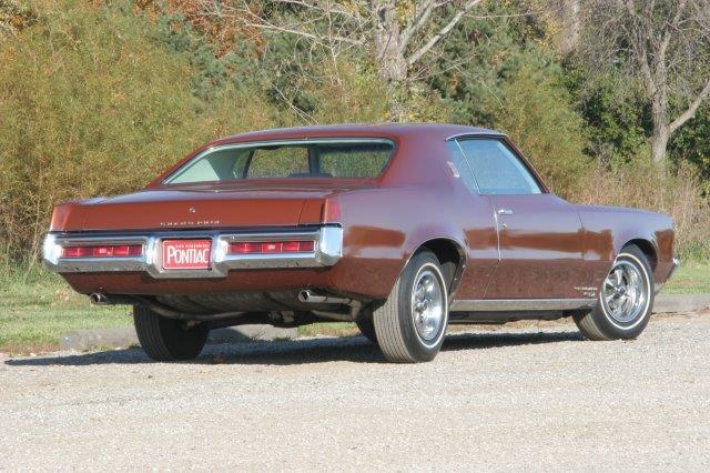1969 Pontiac Grand Prix SJ 428 HO- Rapid Rarity — PontiacV8 com