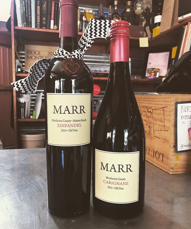 Join us for a Marr Cellars tasting event today from 1-4 #winetasting #visitberkeley #northberkeley