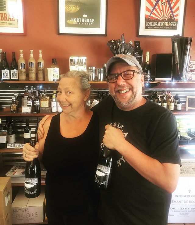 We'll be tasting @yamakiriwines and ciders today from 1-4. Stop by, meet Lisa, and try some great stuff!! #northberkeley #winetasting