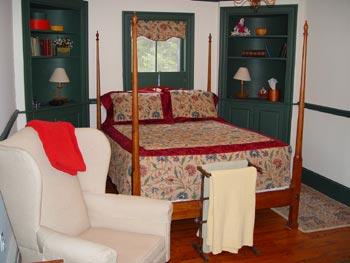 Rice Suite Bedroom