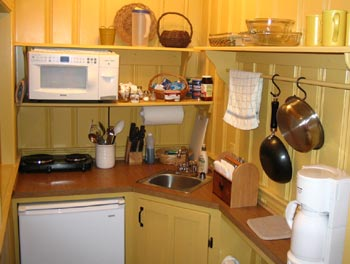 Rice Suite Kitchenette