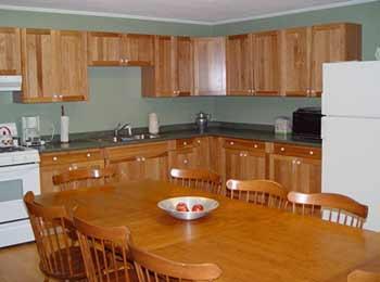 Rice Lodge Kitchen