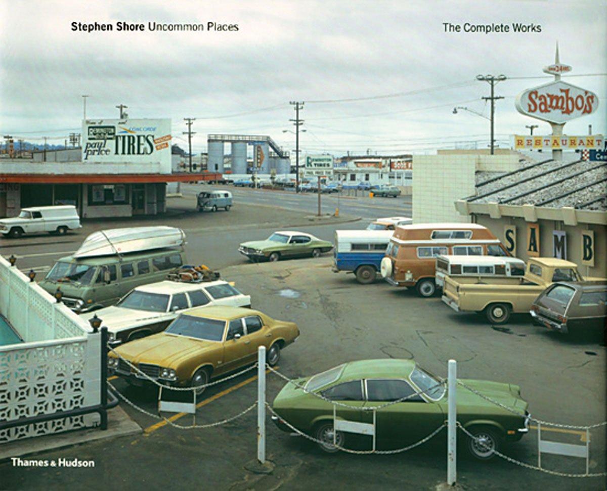 Steven Shore - Uncommon Places   Gisele Duprez