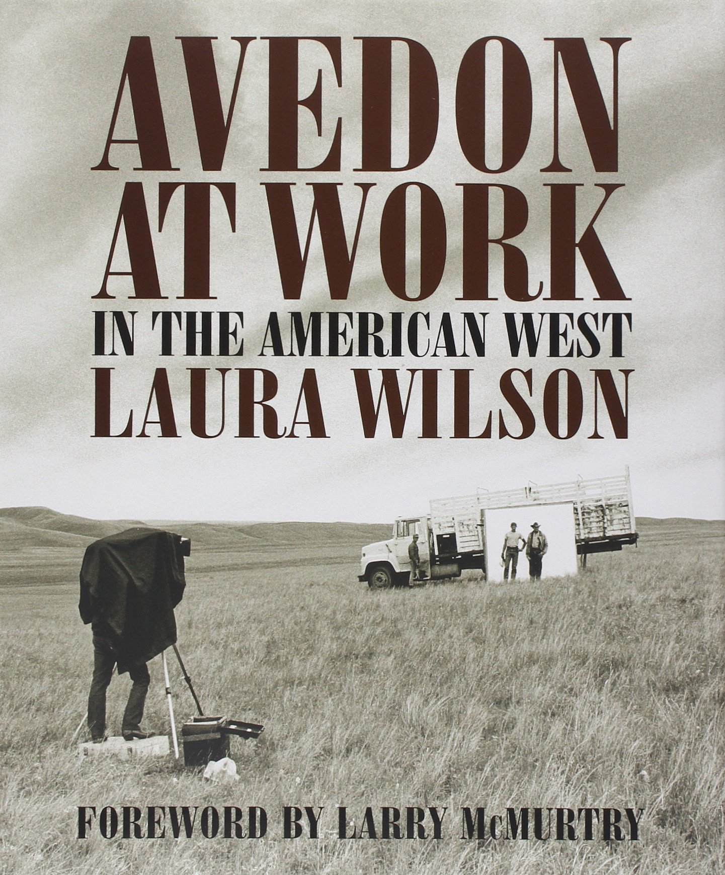 Avedon - At Work in the American West   Kirk Mastin