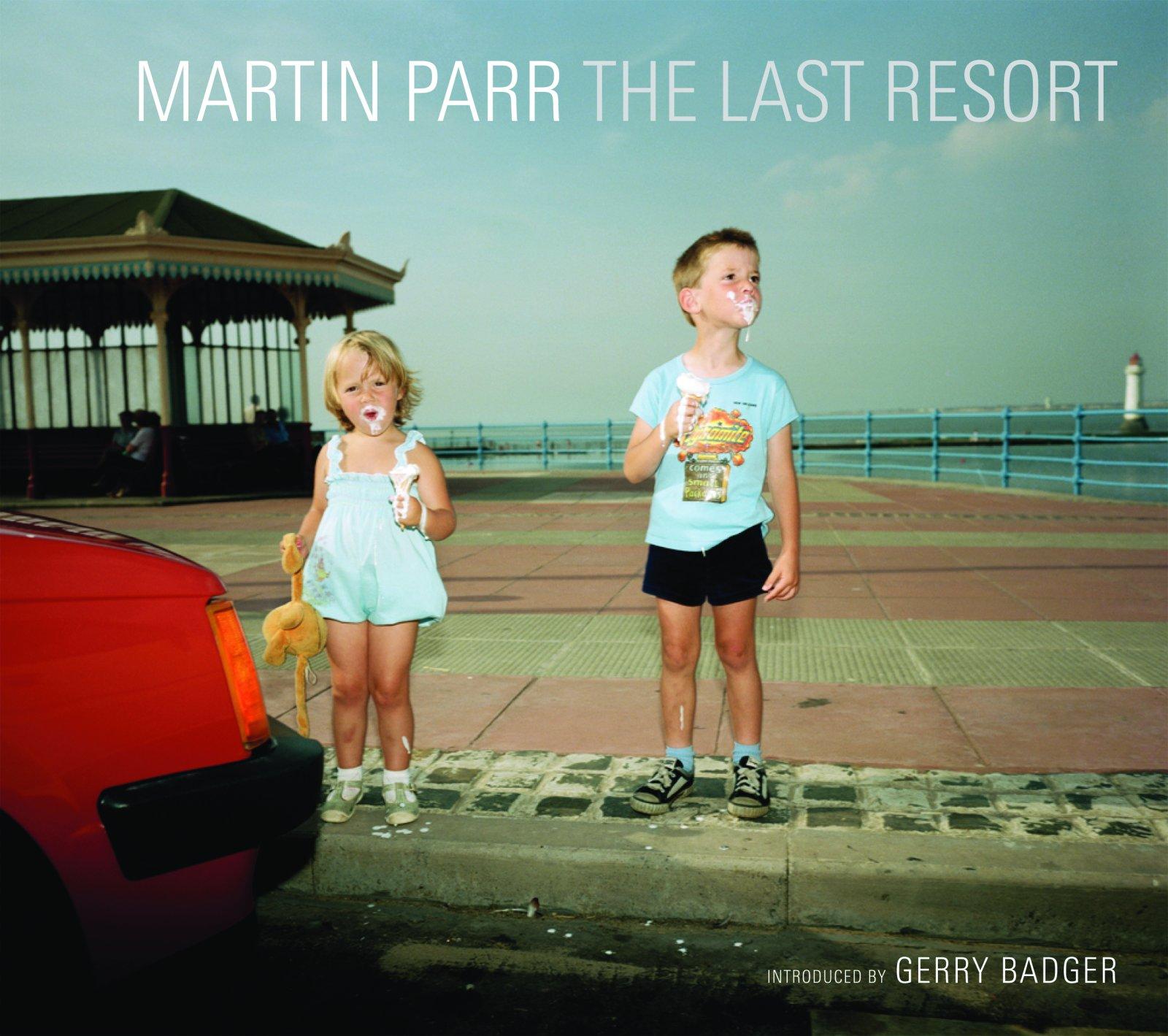 Martin Parr - The Last Resort   Ian Weldon