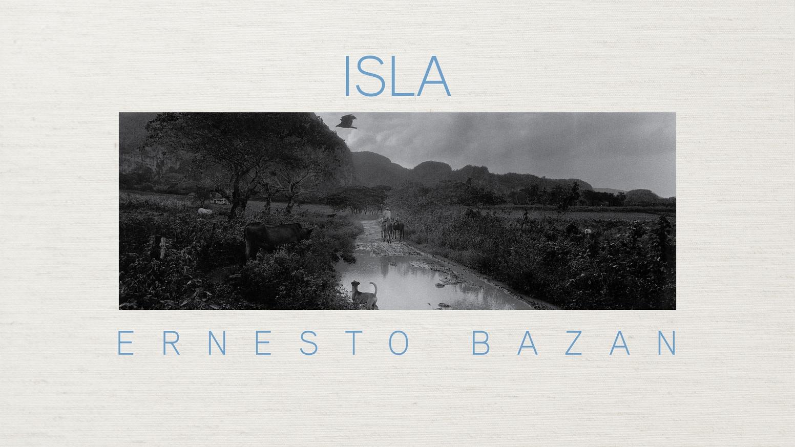 Ernesto Bazan - Isla   Julia Coddington