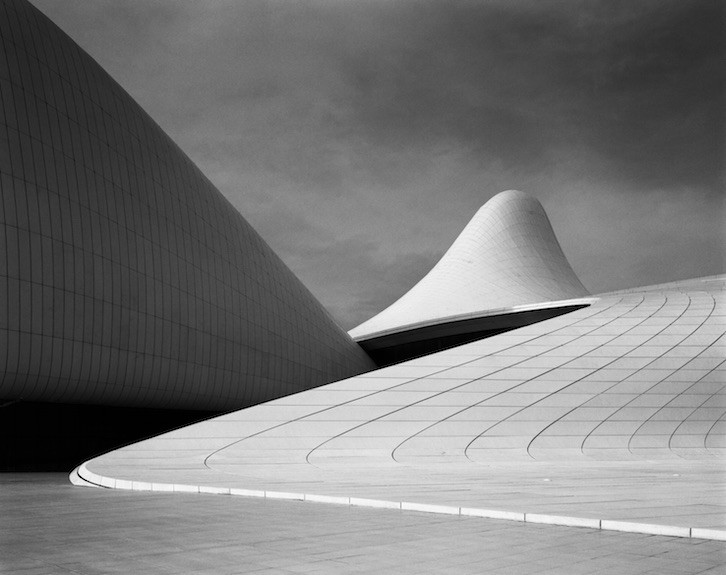 Heydar Aliyev Center, Baku 02' (Architecture by Zaha Hadid)