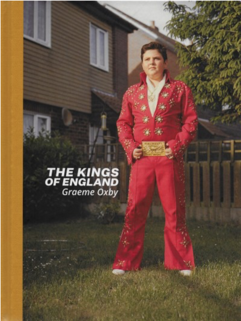 Graeme Oxby - The Kings of England