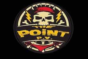 THE POINT PV:  Fun beachfront sports bar with live music, great people-watching and outdoor seating. Just one block from the main bus stop.