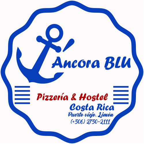 L'ANCORA BLU Pizzeria & Hostel:  A nice quiet place by the sea to chill out. Serving both Tico and Italian specialties. Call for pizza delivery!
