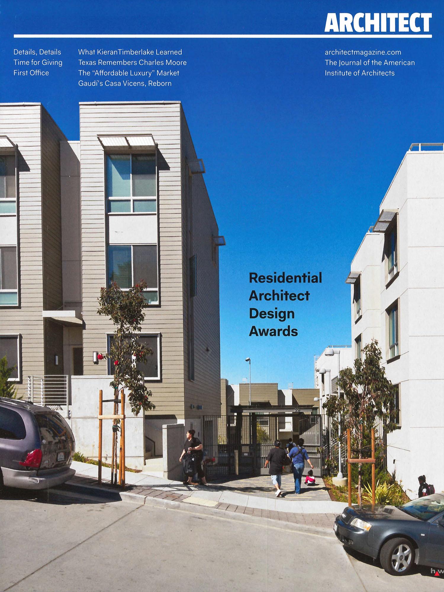 ARCHITECT Magazine -