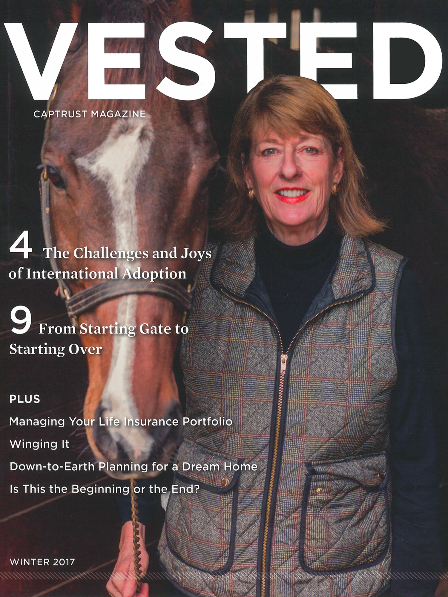 Vested Captrust Magazine -