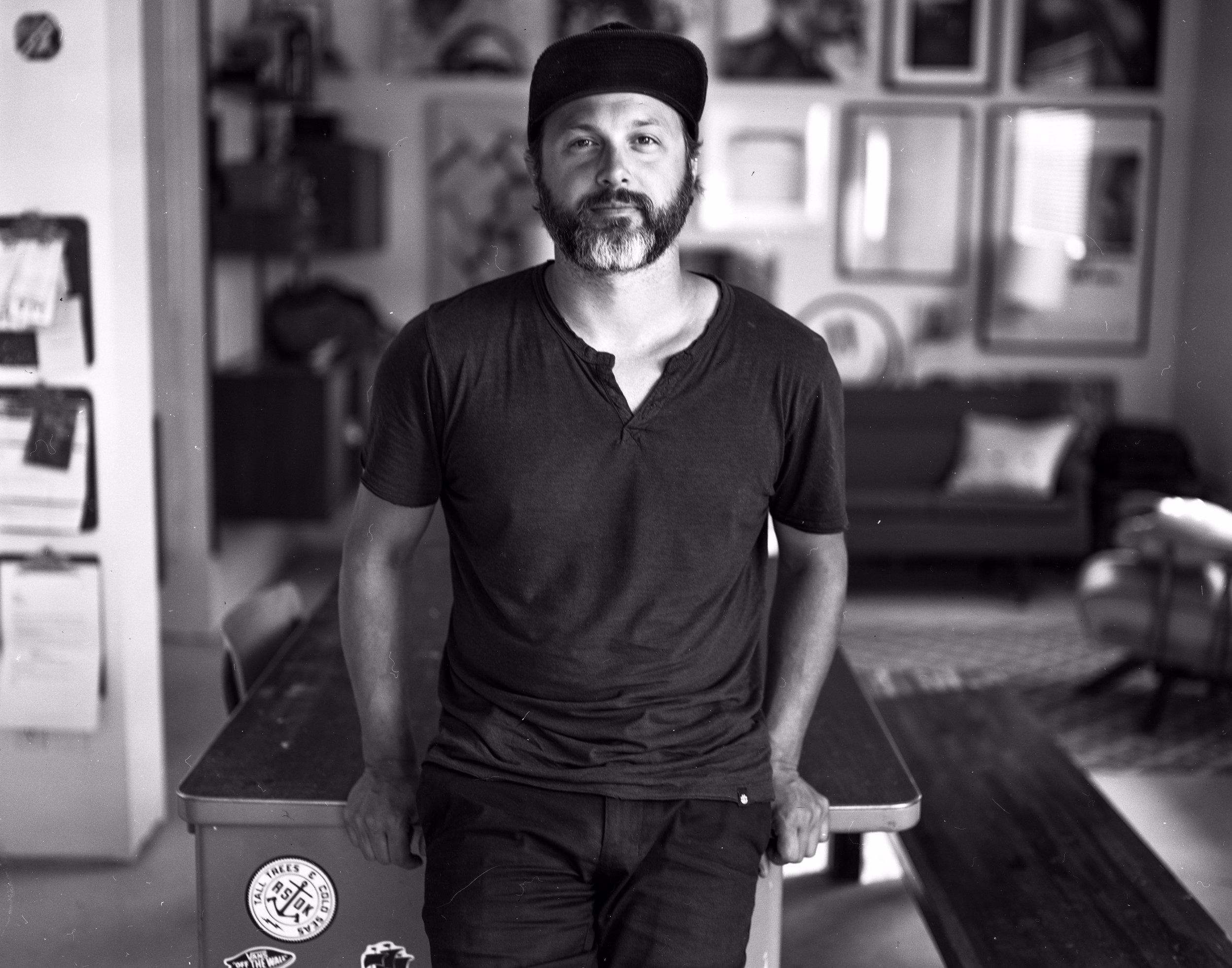 Cory Nespor - Visual ArtistCO-Founder NVRLND
