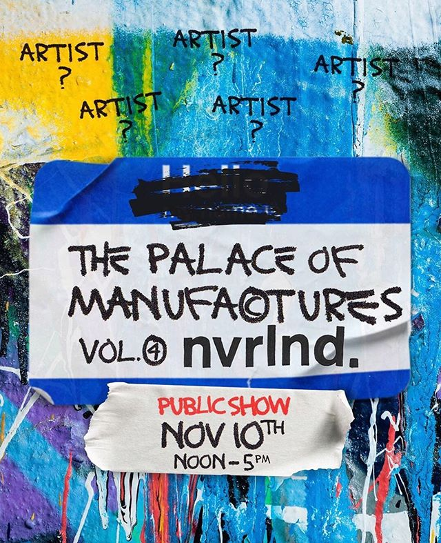 """We are heading to B.C. and are SO stoked to be partnering with Palace of Manufactures 