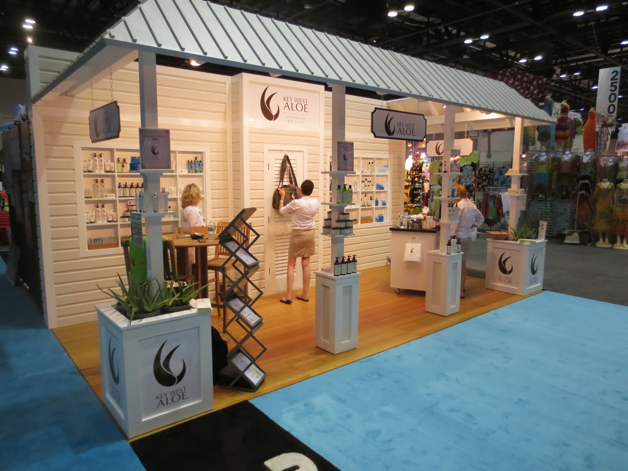 Key West Aloe Trade Show Booth_Reality.jpg