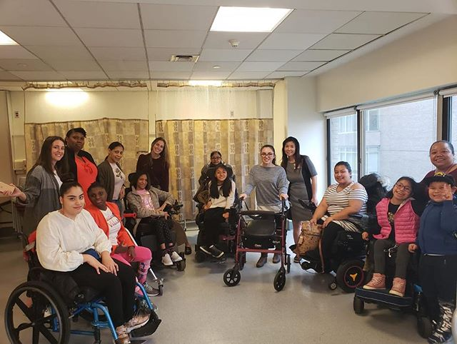 Had an incredible day getting to know our clients for summer 2019 program! #girlsquad #fashion #inclusion #stem #tech #inclusivedesign #disabled #style #nyc #design #future