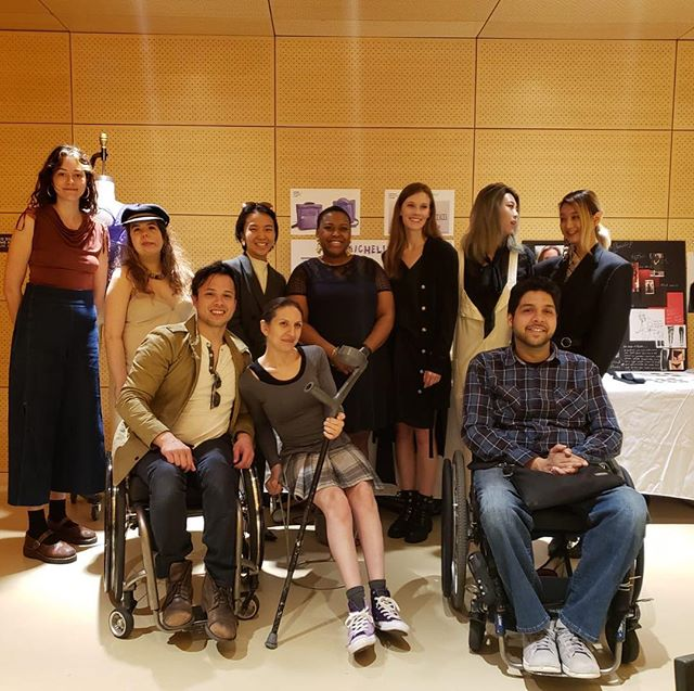 #squadgoals 🙌 Congrats to the Spring 2019 Open Style Lab @parsonsschoolofdesign class. Loved having Diana Hilarie from @macys as our special guest #fashion #education #inclusivedesign #style #tech #friendship #nyc #readytowear #wearables #robotics #3dprinting #futurefashion