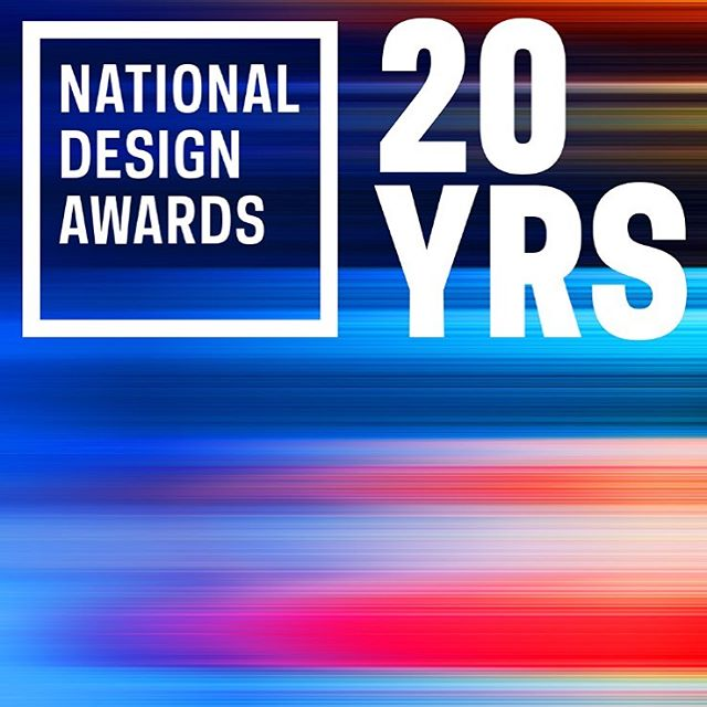 We're excited to announce that our team has won Cooper Hewitt, Smithsonian Museum's National Design Award for Emerging Designer. #nda20yrs