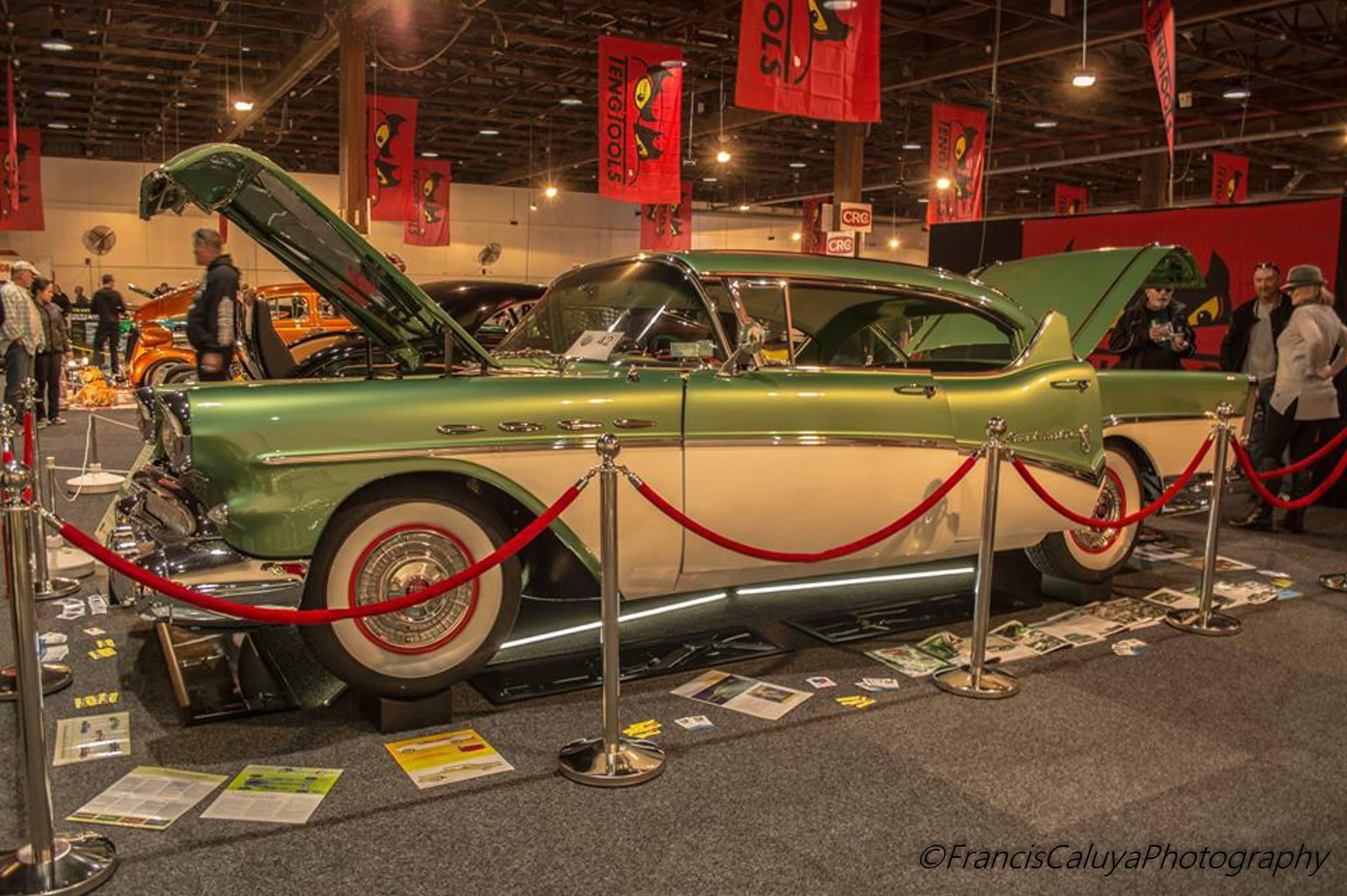 1957 Buick Roadmaster prepared by R3 Fabrications