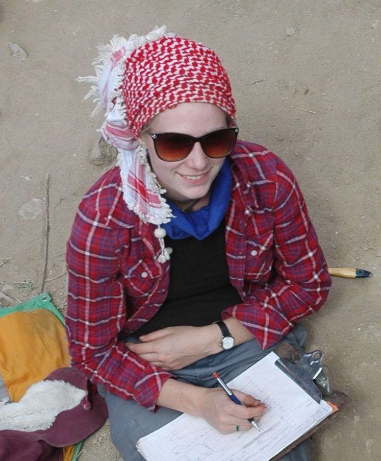 Sarah Pederzani CAU Kiel Sharara 2016; Hemmeh 2013, 2014; Beidha 2014