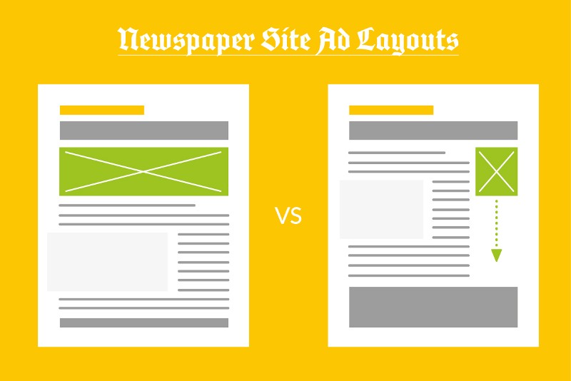 Banner v Sticky - What's best for publishers and readers?
