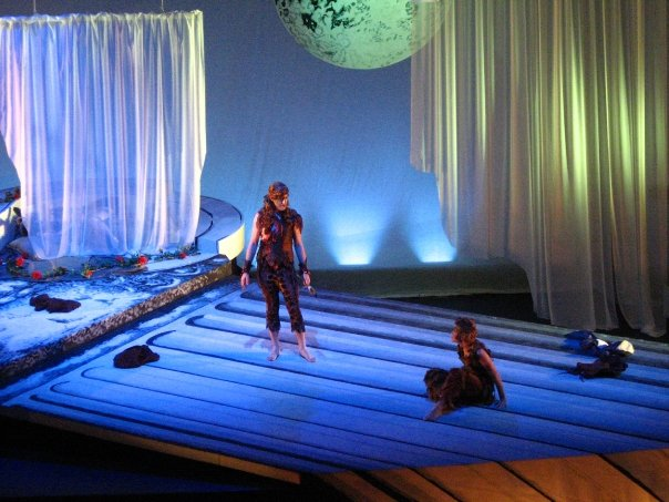 King Oberon,  A Midsummer Night's Dream , Kimball Hall