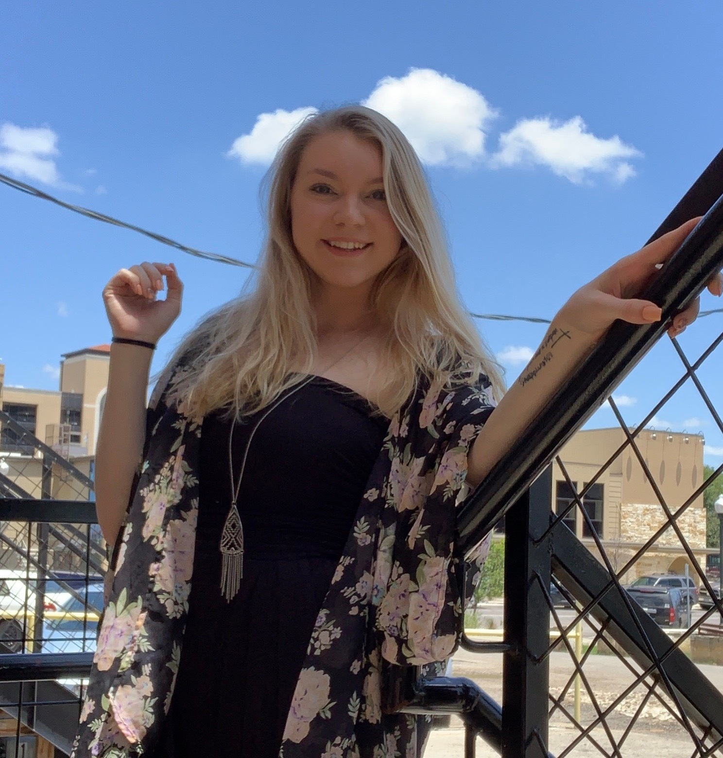 Michaela Self - Started Fall 2018College Major: Public Relations
