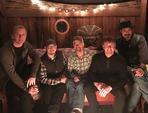 Kerosene Dream - This band's heyday was the mid 90s to the early 2000s but we still get together once in awhile to bust out those great old tunes. It's a mix of acoustic based rock and americana with some great harmonies over the top.