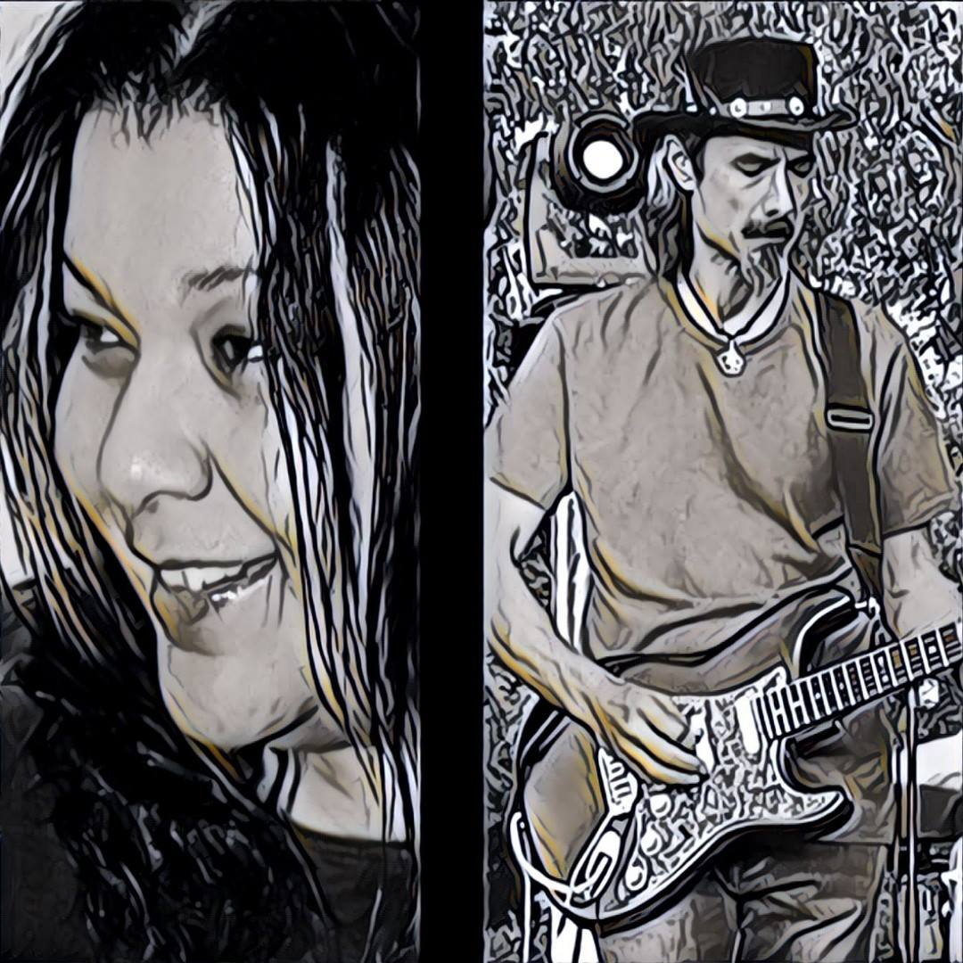 FOREVER JUNE - FOREVER JUNE IS A DUO FEATURING THE FABULOUS LINDA B ON VOCALS AND MYSELF ON GUITAR. WE PLAY AN ECLECTIC MIX OF BLUES, POP AND ROCK. SOME STUFF YOU'VE PROBABLY HEARD BEFORE AND SOME YOU MAY NOT HAVE. BUT IT'S ALL A LOT OF FUN TO PLAY.