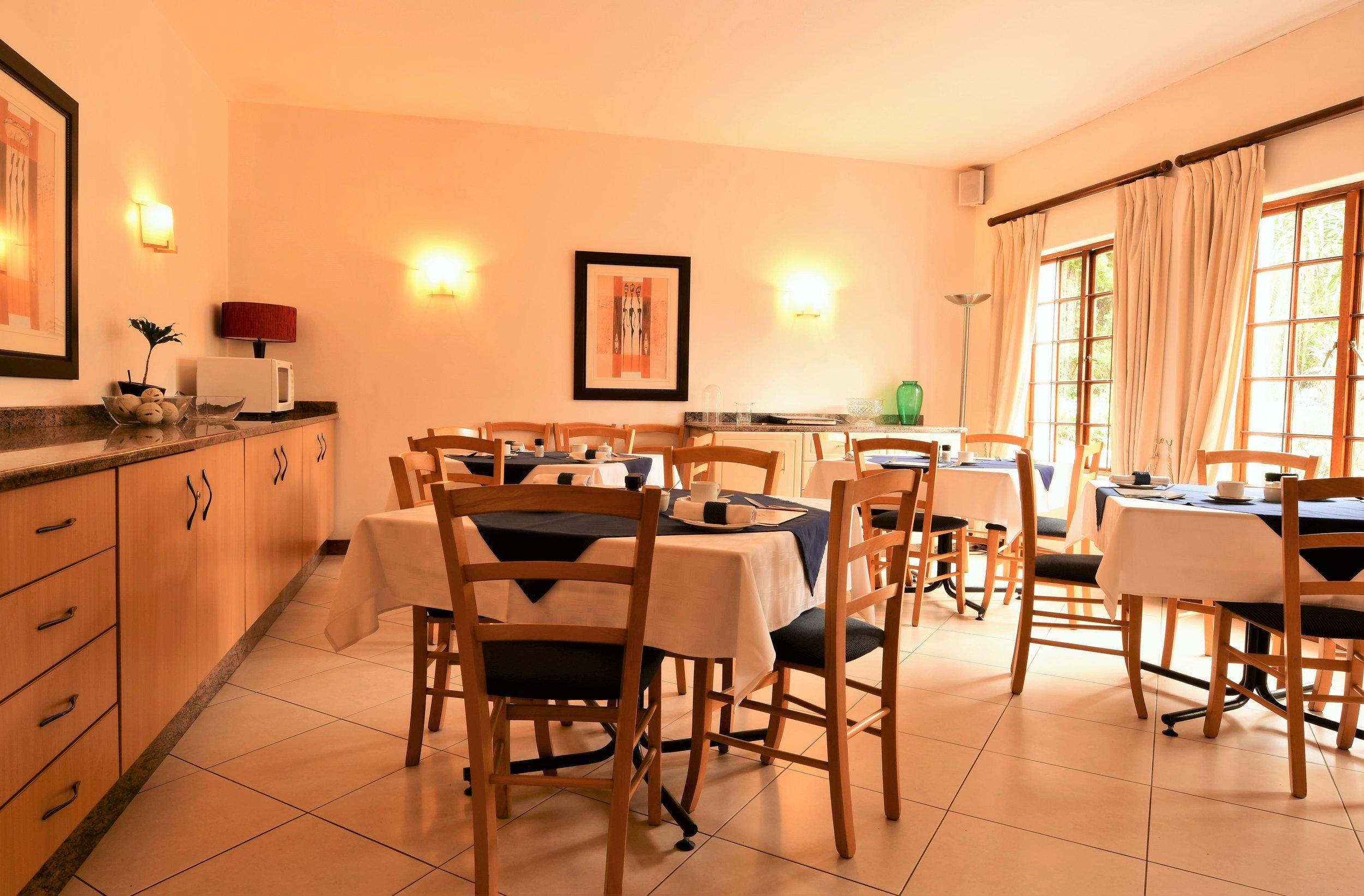 Highgrove dining room