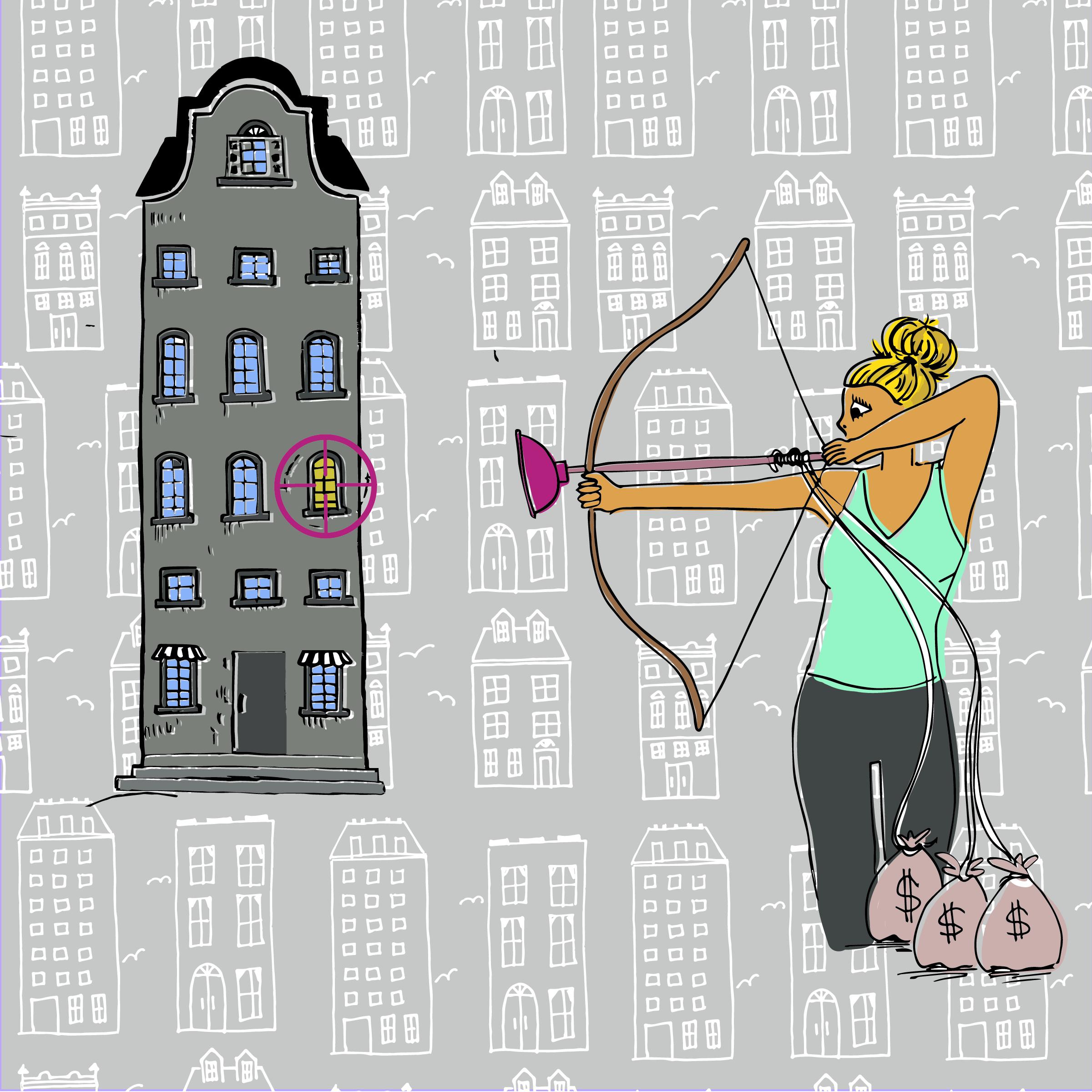 """The Apartment Hunt"""