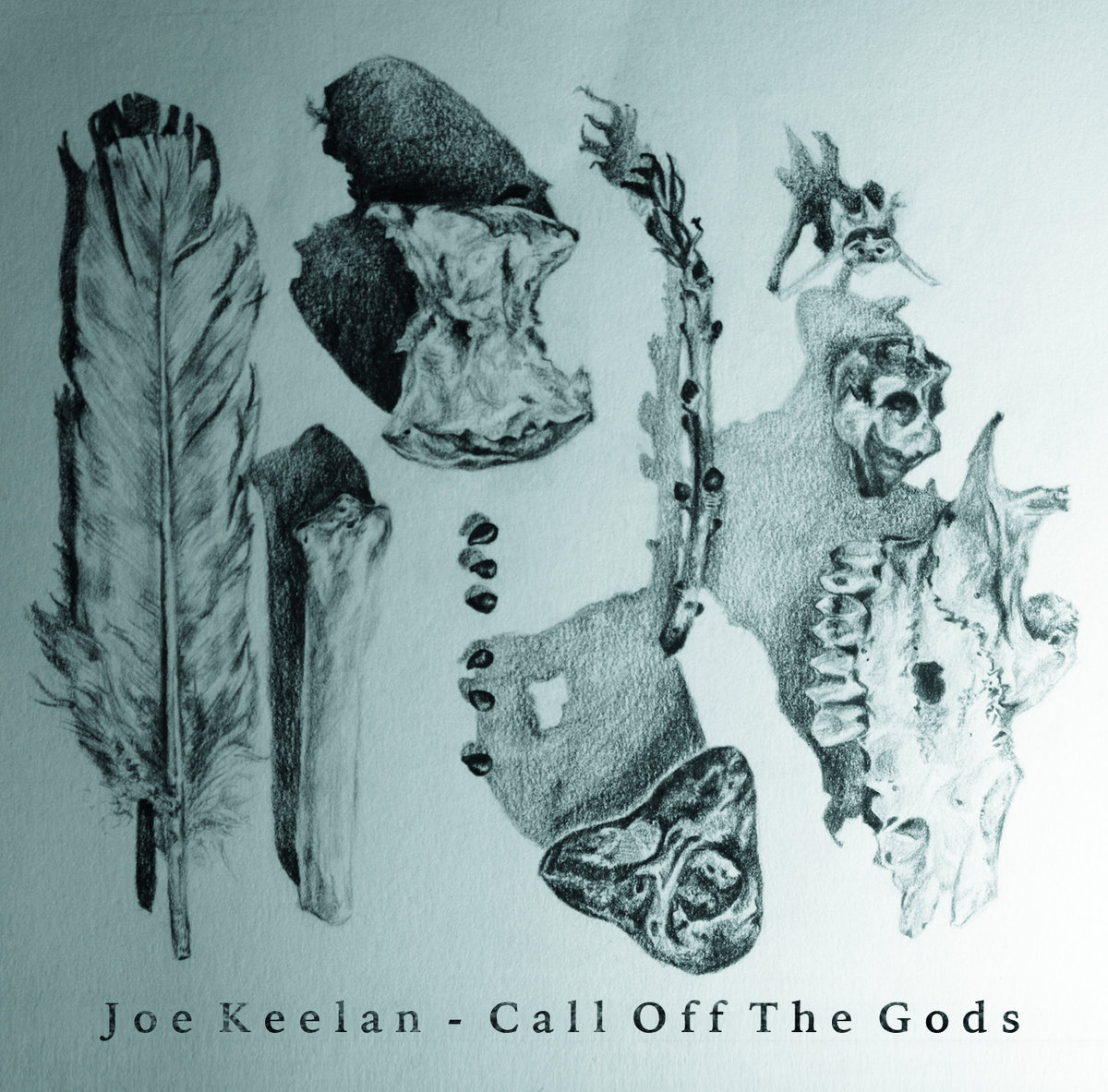 Joe Keelan Call off the gods.jpg