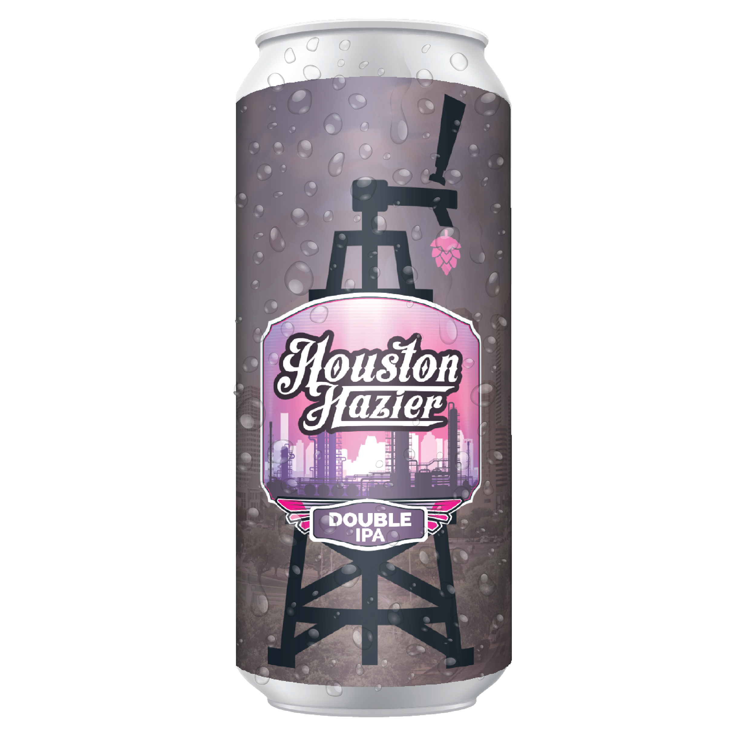 Houston Hazier - Double IPA