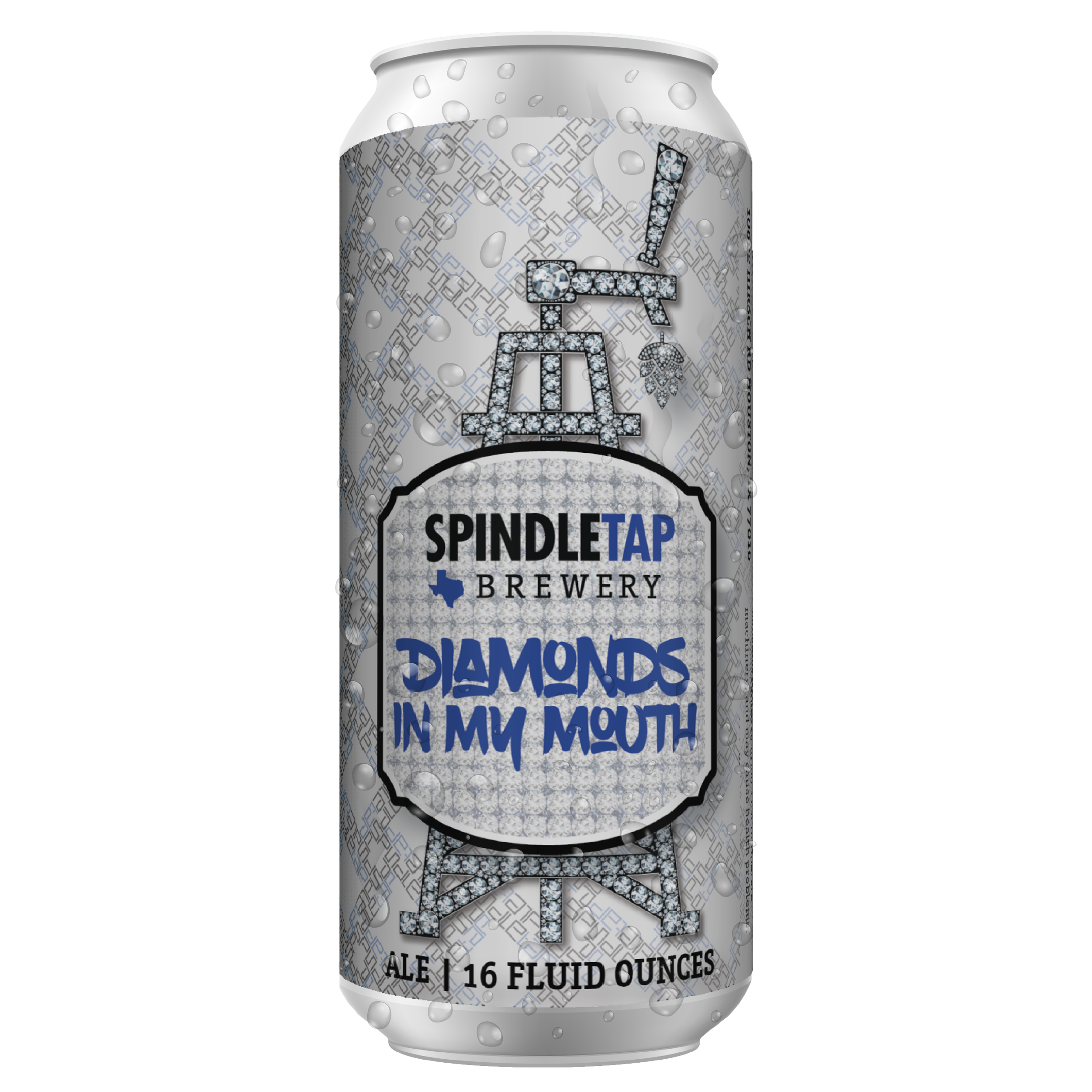 Diamonds In My Mouth - DIPA