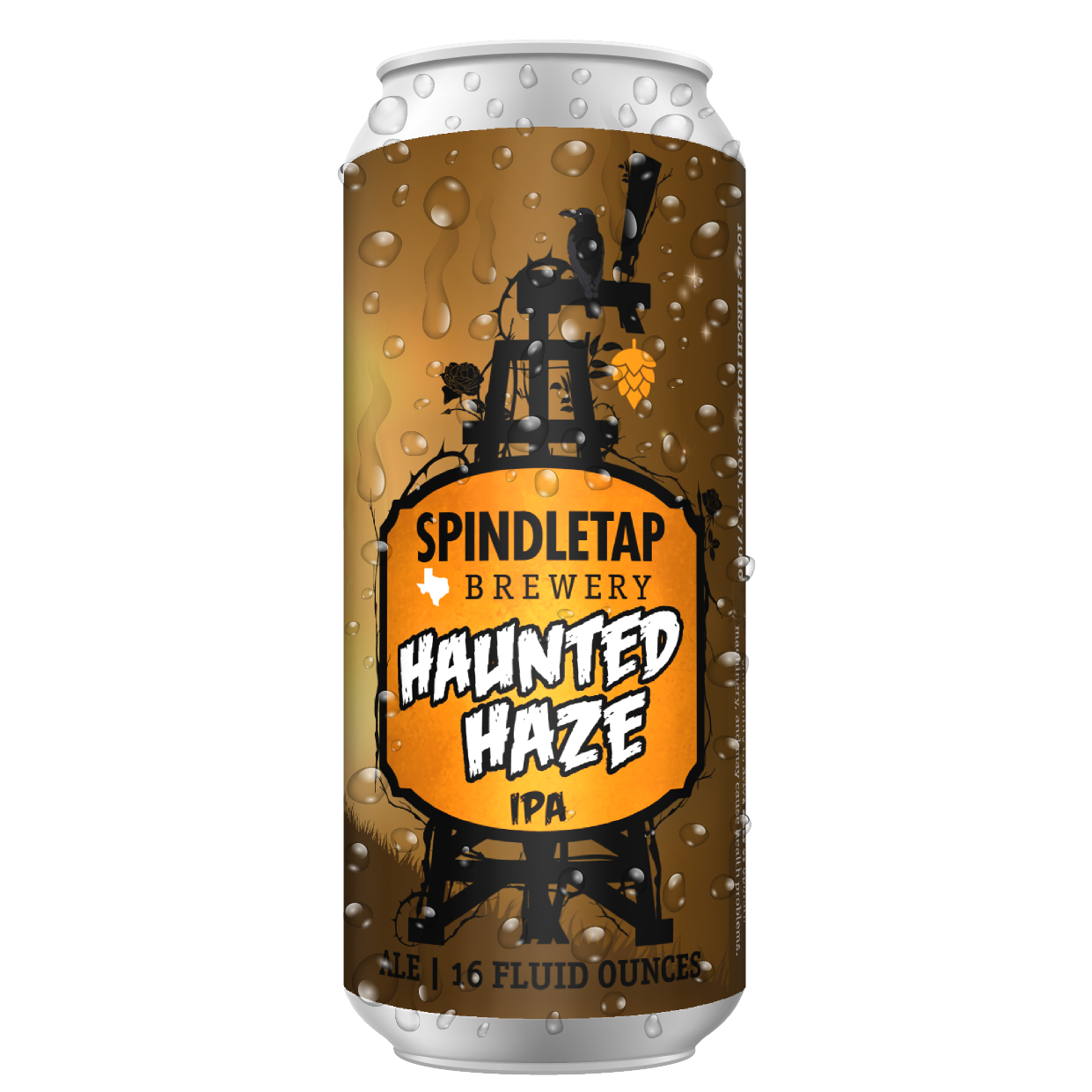 Haunted Haze - IPA