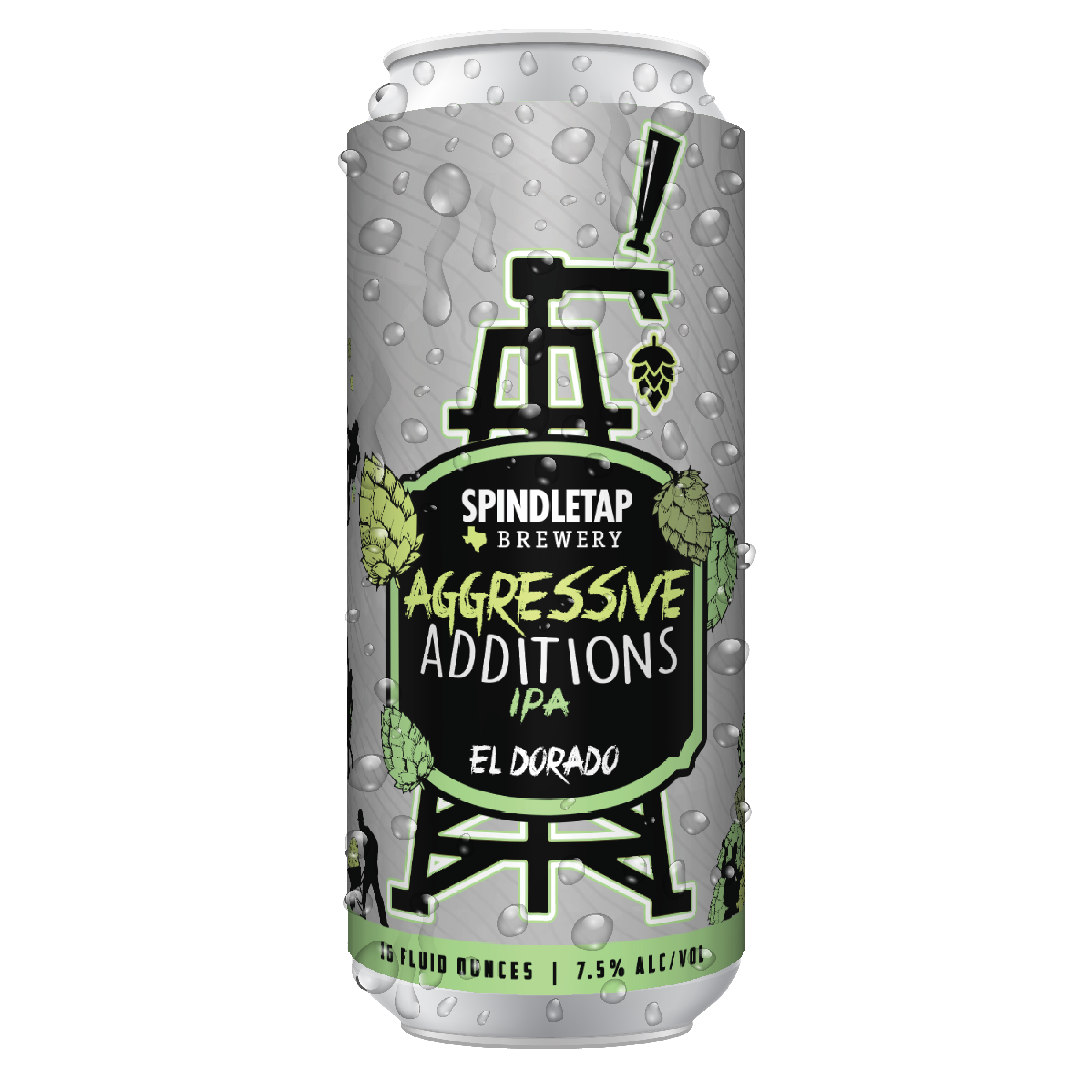 Aggressive Additions - IPA