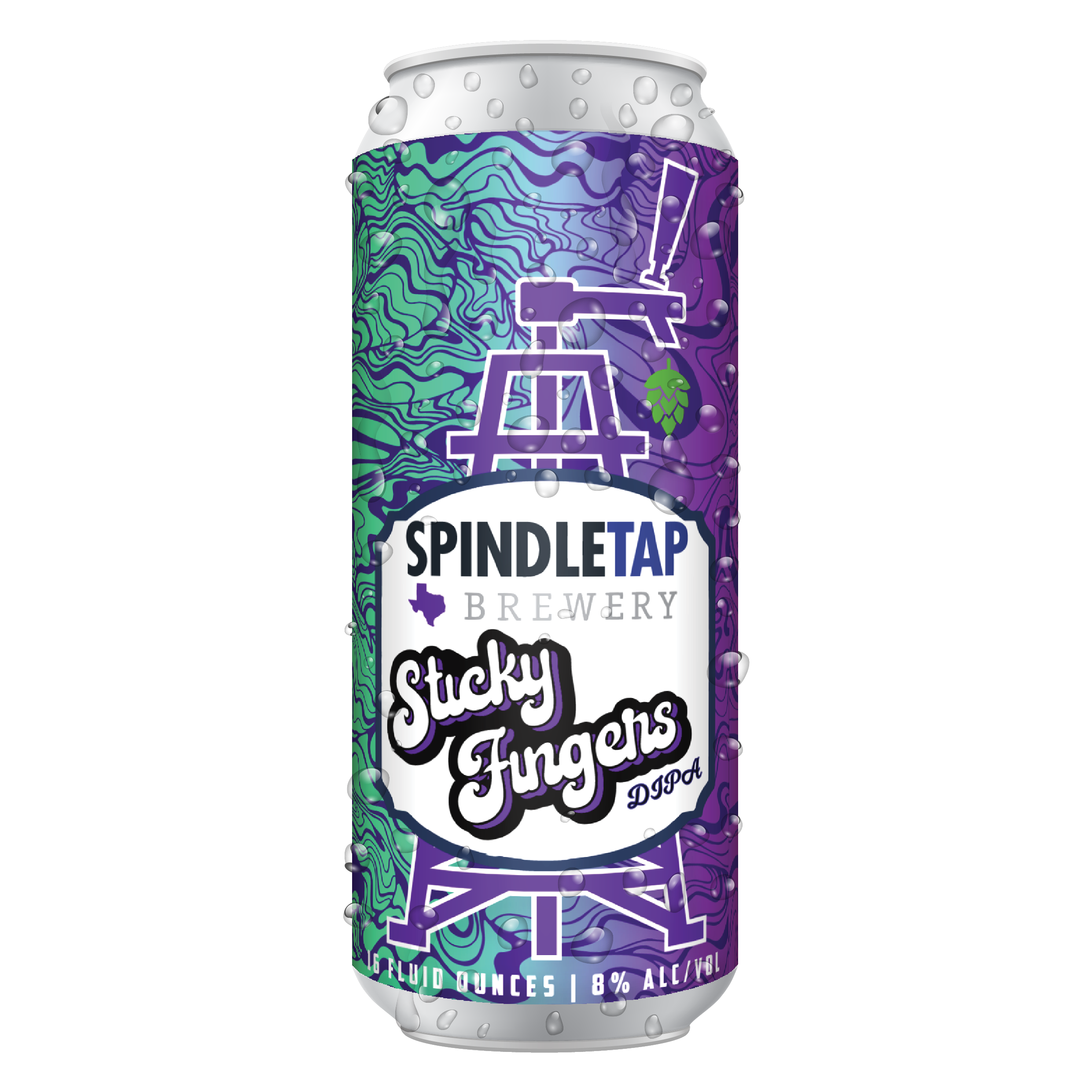 Sticky Fingers - DIPA