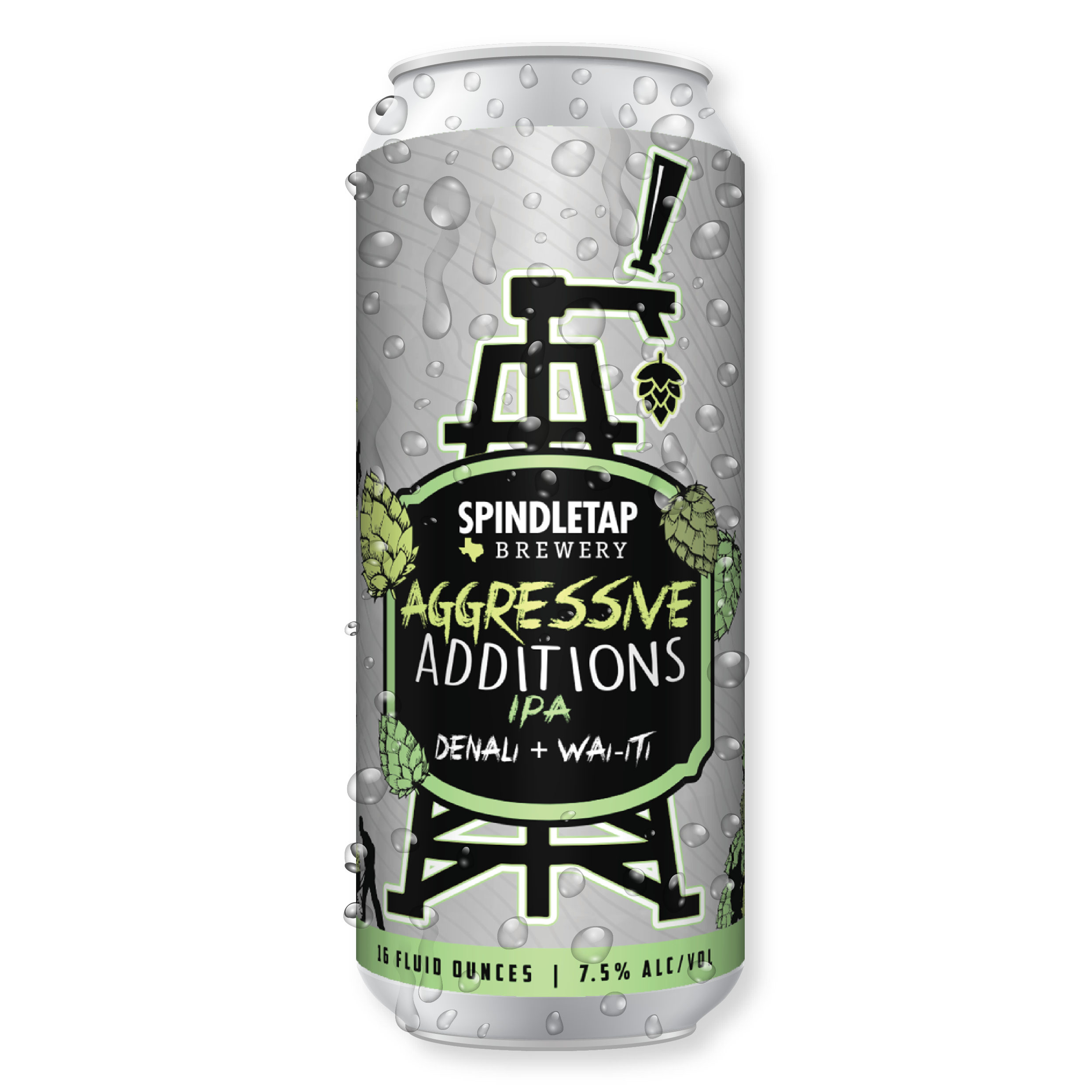 Agressive Additions Denali - IPA