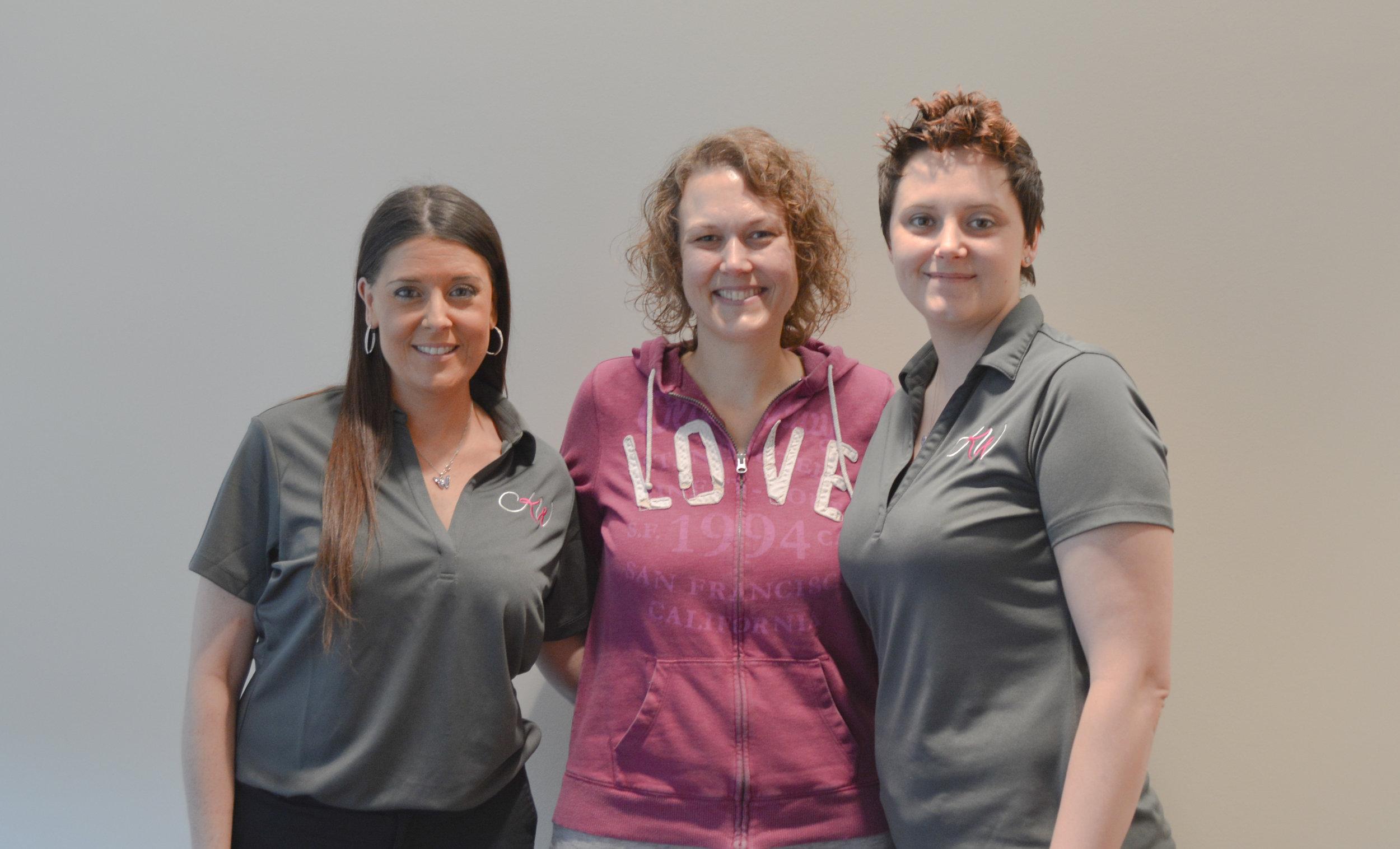 Sherri McKinney, Heather and Kristina Russell - 04/02/19