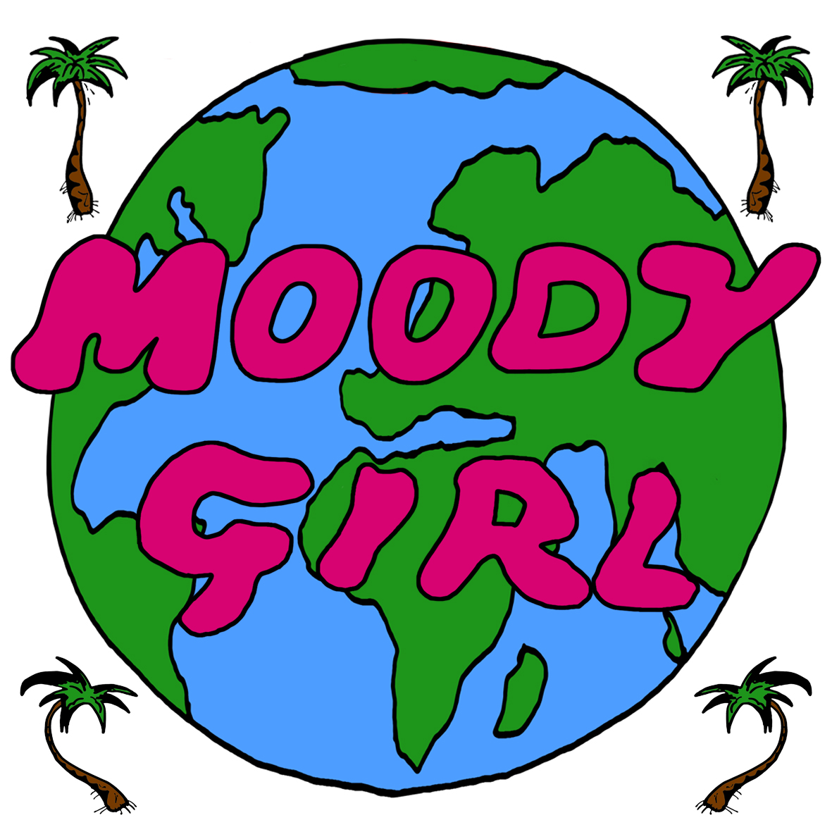 Moody Girl Launch Party Playlist -