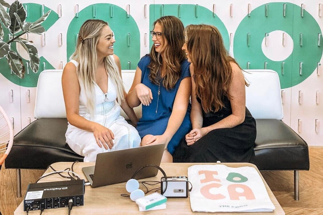Let's Chat Influencers - We sat down with Whitney Eckis to dish on the making of The CADO, the role of influencers, future of social media and secret cocktail recipes. Listen to the candid conversation on Under The Influence Podcast (episode 45).