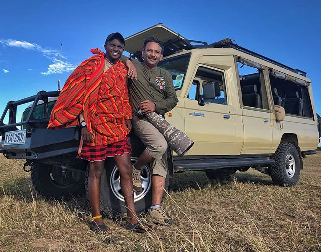 Having the best guide by your side is key for a successful safari in the African Savannah !  Meet my guide Ben with experience, expertise and qualified !  DM your WhatsApp, if you want to  join me this November. © www.munishphotography.com  #masaimara #maasaimara #kenya #savannah #africa #african_portraits #africanwildlife #africageo #bbcearth  #naturephotography  #safari #indianafricanwildlife #wildlifeonearth #photosafari #photography #africa #african_portraits #africanwildlife #africa #mammal #naturephotography #nature  #bbcearth #bigcats #lion #mating #love @natgeoyourshot @natgeoindia  @natgeotravel @lonelyplanet @lonelyplanetmagazineindia @bbcearth @bbc_travel @natgeo_africa @world_wildlife @indian.african.wildlife @africageo @africanwildlife_ @mammals @zealwildlife #masaimara @lion_loverss @lion.nom.suffit @indian.african.wildlife @africanimals @african_portraits @africanwildlifefoundation @natgeo_africa @african.inspired @wu_africa