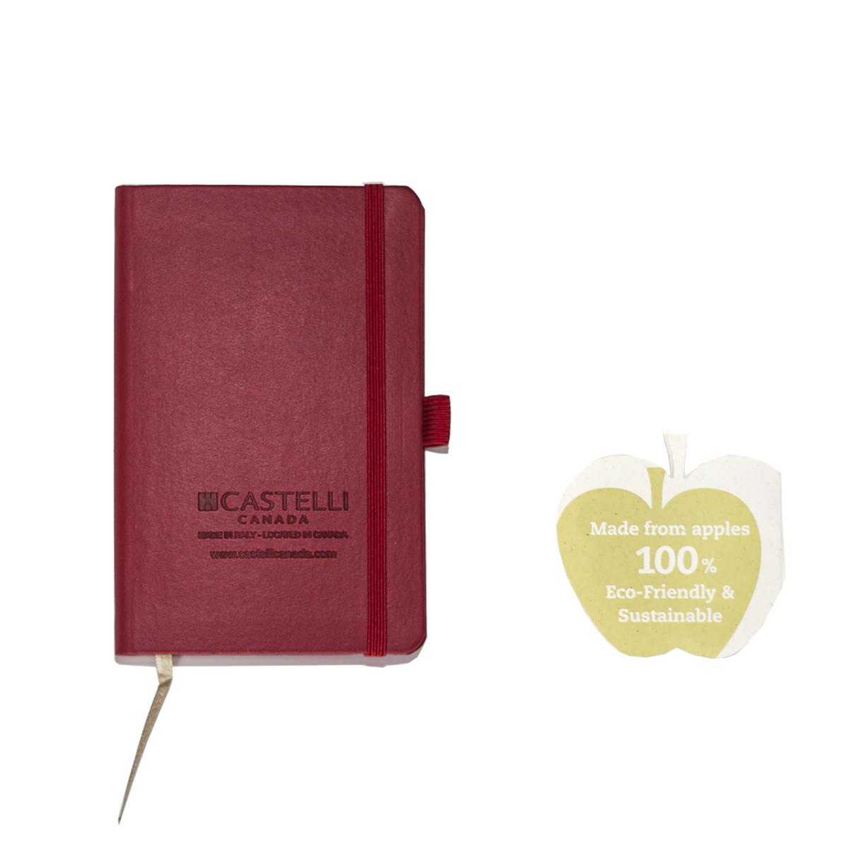 Apple-fibre Notebook